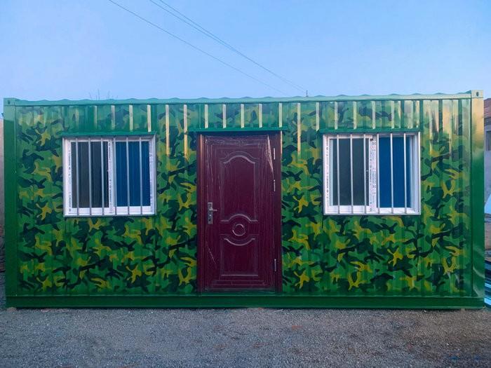 回收活动板房